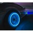 Подсветка дисков: светящиеся колпачки на нипель