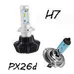 Светодиодные лампы с цоколем H7