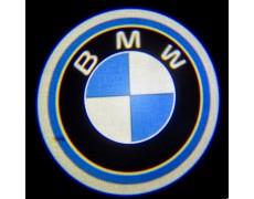 Подсветка дверей авто - BMW