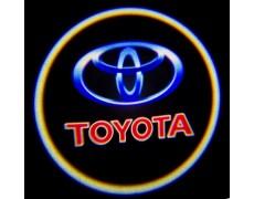 Подсветка дверей авто - Toyota