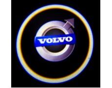 Подсветка дверей авто - Volvo