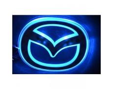 Подсветка лого авто - Mazda