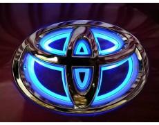 Подсветка лого авто - Toyota