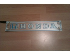 Неоновый лого авто - Honda