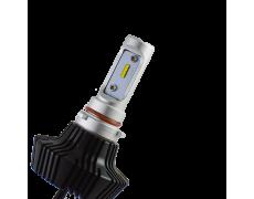 LED комплект  ДХО и ПТФ поколение G7 цоколь P13W 24W 4000 Люмен/Комплект