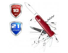 Нож Ego A01.16, красный
