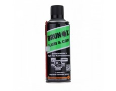Brunox Lub&Cor, масло универсальное, спрей, 400ml