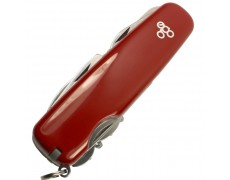 Нож Ego A01.10.2, красный