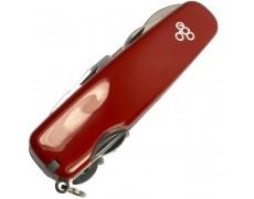 Нож Ego A01.12, красный
