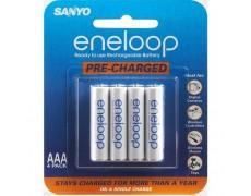 Аккумулятор Sanyo Eneloop AAA (AAA 800mAh)