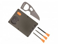 Мультитул Gerber Bear Grylls Card Tool, блистер, 31-002601