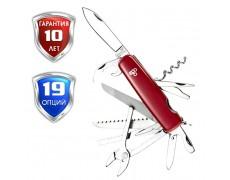 Нож Ego A01.13, красный