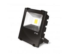 Светодиодный EUROELECTRIC LED COB Прожектор с радиатором 10W 6500K modern