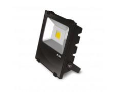 Светодиодный EUROELECTRIC LED COB Прожектор с радиатором 30W 6500K modern