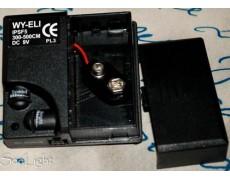 Инвертор для холодного неона серии IPSF5 9V(крона) 600-1000cm/300-500cm