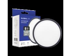 LED СВЕТИЛЬНИК GLOBAL HPL 8W 5000K C (1-HPL-001-C)