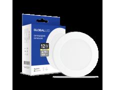 Панель (мини) GLOBAL LED SPN 12W мягкий свет (1-SPN-007) (NEW)