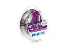 Галогенная лампа H7 Philips 12972VPS2 VisionPlus +60%