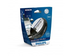 Ксеноновая лампа D1S Philips 85415WHV2S1 WhiteVision gen2 (блистер)