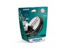 Ксеноновая лампа D2R Philips 85126XV2S1 X-tremeVision gen2 +150% (блистер)