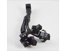 Разъем для холодного неона(ел. провода) 6 МАМА-1 ПАПА