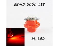 LED лампа в подсветку приборной панели, цоколь B8.4D SL LED