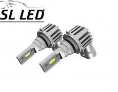 Комплект Led ламп серии SV10, цоколь HB4/9006/P22d 13W-CSP led 6000K