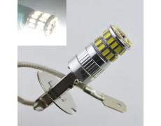 Светодиодная лампа в ПТФ SLP LED под цоколь H3 36 светодиодов типа 3014/ 9-30 В. Белый