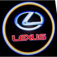 Подсветка дверей авто - Lexus