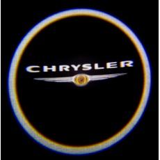 Подсветка дверей авто - Chrysler