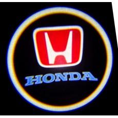 Подсветка дверей авто - Honda