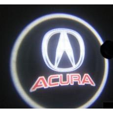 Подсветка дверей авто - Acura