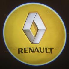 Подсветка дверей авто - Renault