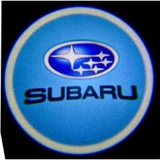 Подсветка дверей авто - Subaru