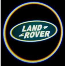 Подсветка дверей авто - Land Rover
