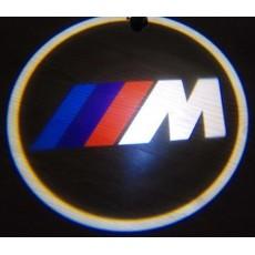 Подсветка дверей авто - BMW M3