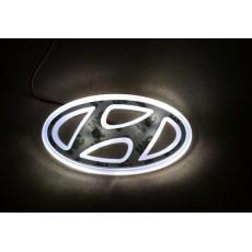 Подсветка лого авто - HYUNDAI