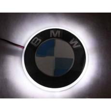 Подсветка лого авто - BMW