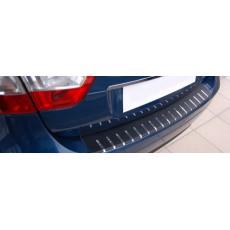 Накладка на бампер с загибом для BMW X6 E71 2008+