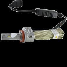 LED лампы в основные фонари серии G5S, Н11/Н8/Н9 Цоколь, 22W, 3600 Люмен/Комплект