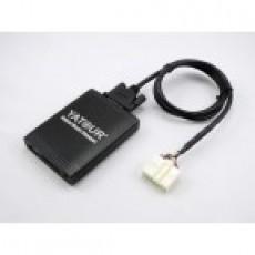 TOYOTA 5+7 pin YATOUR YT-M06 USB