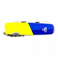 Нож Ego A01.11.1, синежелтый