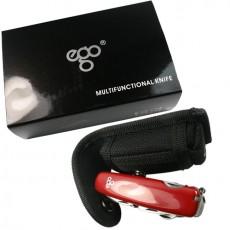 Нож Ego A01.18 красный