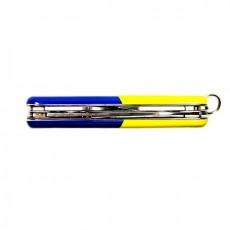 Нож Ego A01.8, синежелтый