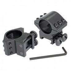 Крепление на оружие для фонаря 25 мм (планка Вивера 11 мм)