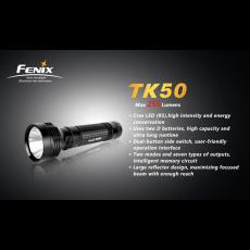 Фонарь Fenix TK50 Cree XP-G (R5)
