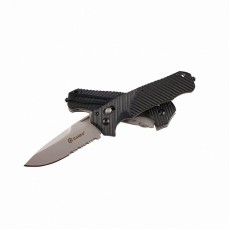 Нож Ganzo G716, полусеррейтор