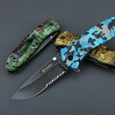 Нож Ganzo G622-CA1-4S, синий