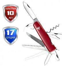 Нож Ego A01.12.1, красный