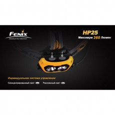 Фонарь Fenix HP25 CREE XP-E